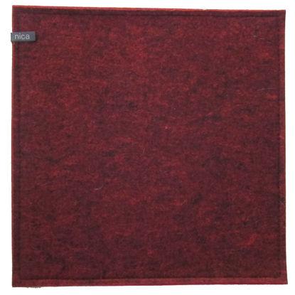 Bild von Filz-Sitzauflage gepolstert 6 mm