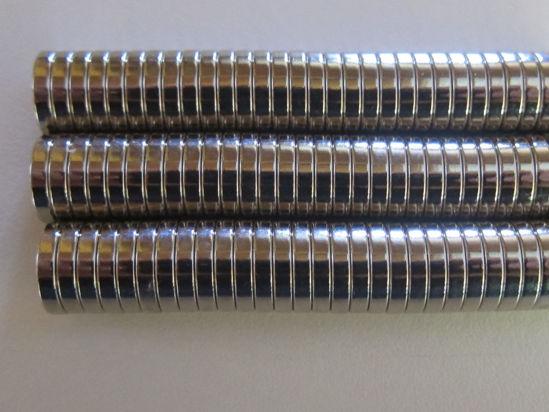 Bild von Scheibenmagnet 10 mm