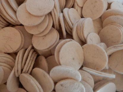 Picture of Rondellen rohweiss