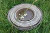 Bild von Filzband rohweiss karbonisiert